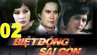 Phim Biệt Động Sài Gòn Tập 2: Cơn Giông | Phim Chiến Tranh VN Hay
