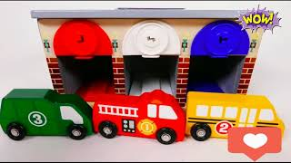 Learn colors | Play with trains | Educational videos = for children