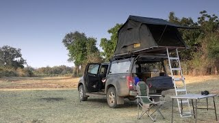 Ground Tent versus Vehicle Roof Tent. The Overland Workshop