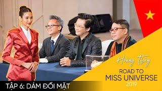 HOÀNG THÙY LẦN ĐẦU CHIA SẺ VỀ ĐIỂM YẾU CỦA BẢN THÂN | (EP.6 - ENGSUB) | RTMU 2019 | FULL HD