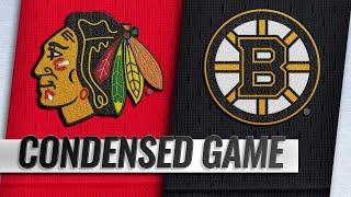 02/12/19 Condensed Game: Blackhawks @ Bruins