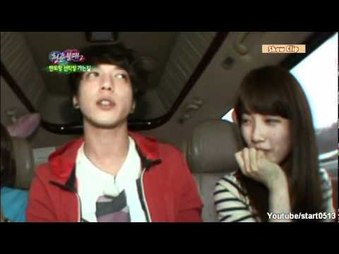[IY2] 120428 miss A Suzy - Talk to Younghwa with Busan Dialect + Play Game