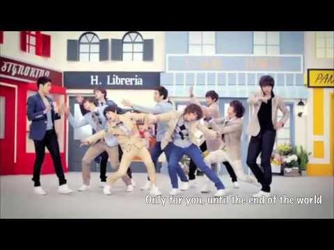 ZE:A - Here I Am MV Eng Sub