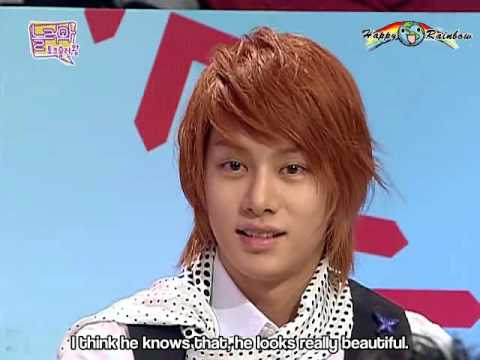 【ENG SUB】 ★070316 Come2Play★ HEECHUL cut
