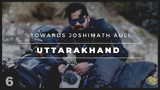 Rudraprayag to Auli Joshimath | Uttarakhand Bike Road Trip 2018 | Ep. 06 - YouTube