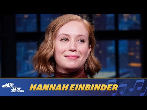 Hannah Einbinder Is in Love with Jean Smart
