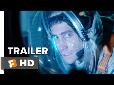 Life Official Trailer 1 (2017)