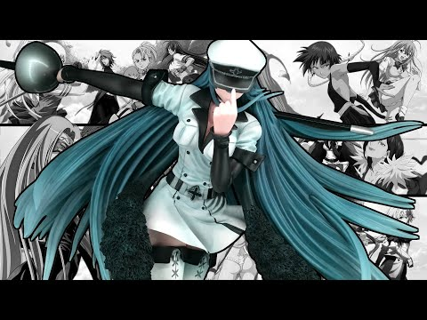 Esdeath Unboxed & Reviewed by Manga X Paradise