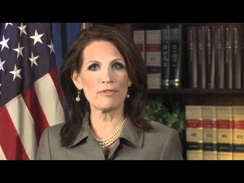 Congresswoman Michele Bachmann on her support for Israel