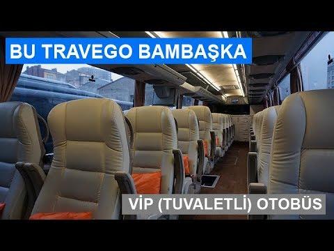 Bu Travego Çok Farklı! - VİP (Tuvaletli) Travego Otobüs'ü