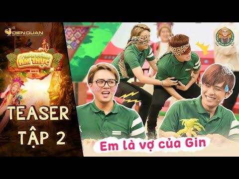 Thiên đường ẩm thực 6 | Teaser Tập 2: Duy Khánh công khai đánh dấu chủ quyền với Gin Tuấn Kiệt