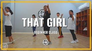 THAT GIRL (Olly Murs) / K Beginner Dance Class