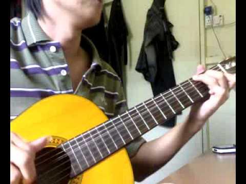 月光 Yue Guang - 王心凌 Cindy Wang - Guitar Solo