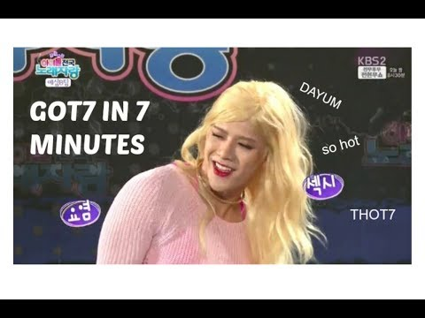 GOT7 IN SEVEN MINUTES