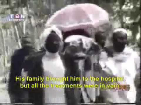 Mohamed Amin, imam musulman guéri du sida après sa rencontre avec Jésus-Christ.