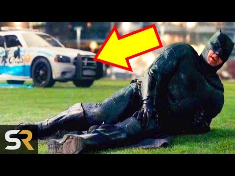 20 Justice League Movie Mistakes Fans Totally Missed