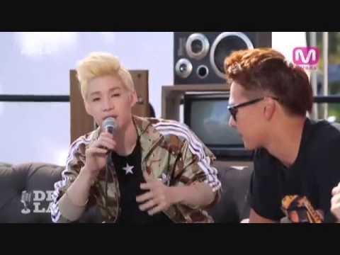 Henry Super Junior M Speaks English 1