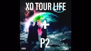 lil uzi vert - xo tour life + p2 [best transition]