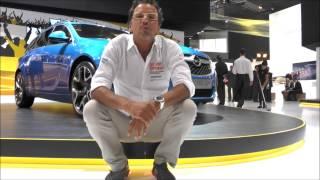 Frankfurt motorshow real-time coverage for Opel Facebook fans | World Shopper TV