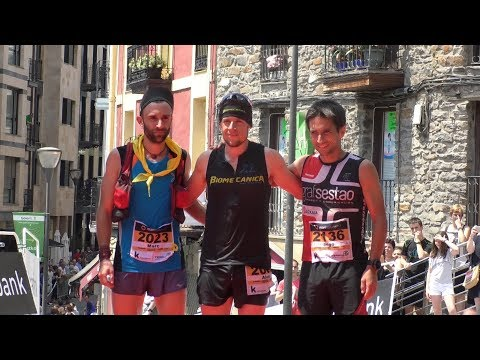 Kataluniarrak nagusi zapore bereziko Marimurumendi maratoian