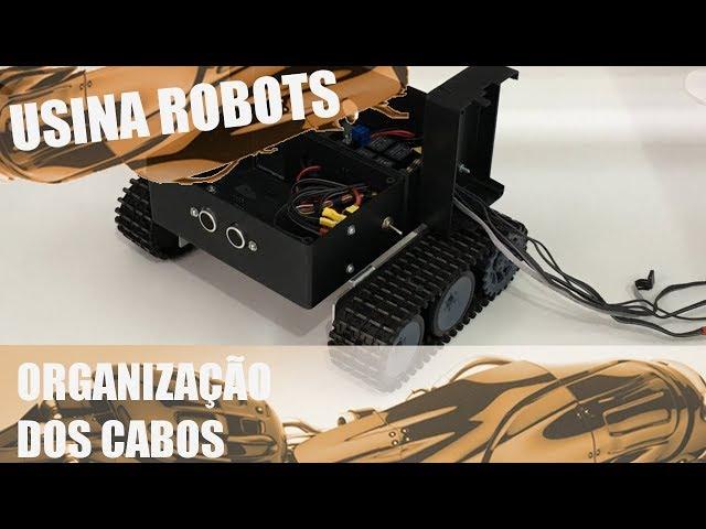 ORGANIZAÇÃO DOS CABOS | Usina Robots US-2 #099