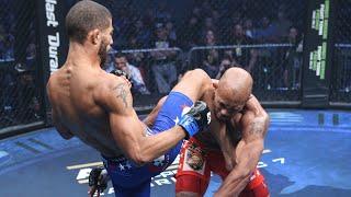 Jose Caceres vs Jason Norwood Full Fight | MMA | Combate San Antonio