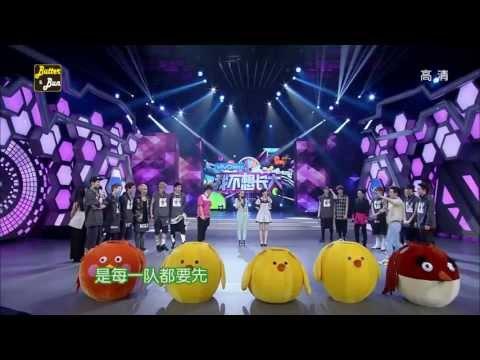 [Butter&Bun]130706 HUNAN TV HAPPY CAMP XIUMIN cut