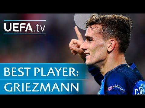 Antoine Griezmann - UEFA Best Player in Europe nominee
