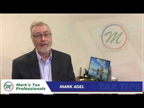 Mark Adel Tax Tip - Child Tax Credit is Doubled