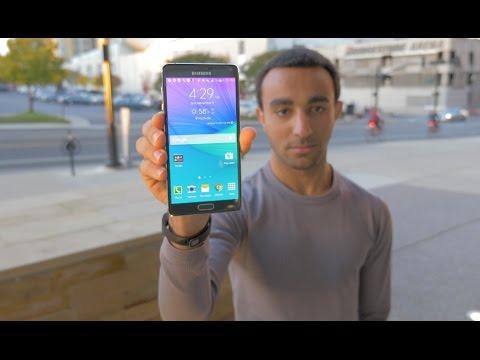 Baixar Samsung Galaxy Note 4 Review