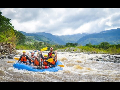GoPro: Rafting the Grande de Orosi River - Costa Rica
