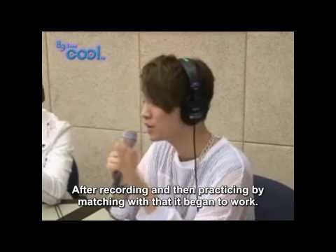 100728 SHINee Radio Part 1 [ENG SUB] [Lucifer Live Performance Included]