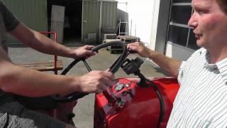 Einweisung am Beispiel Porsche Diesel Junior
