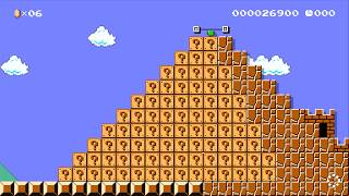 Captain Toad - Don't Jump Puzzle by DasHexagon - SUPER MARIO MAKER - NO COMMENTARY