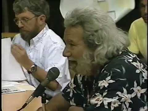 Jerry's Coral Reef Testimony Hawaii