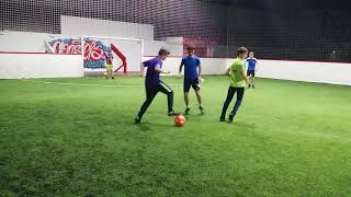 Epic Indoor Football Match - The Rematch(3)