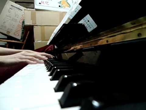 鄧福如 Afu - 如果有如果 ( Piano )