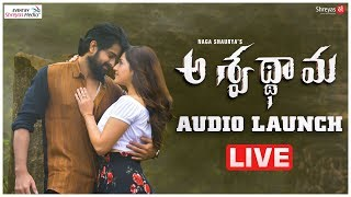 Aswathama Audio Launch LIVE- Naga Shaurya, Mehreen Kaur..
