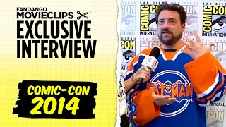 Kevin Smith 'Tusk' Exclusive Interview: San Diego Comic-Con (2014) HD