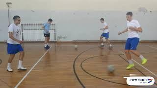 Nogomet - primanja i dodavanja lopte