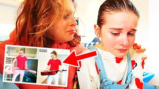 RECREATING VIDEOS OF WHEN WE WERE YOUNGER *IT GOT EMOTIONAL *