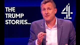 """There Is So Much To Say About Donald Trump"": The Trump Stories 