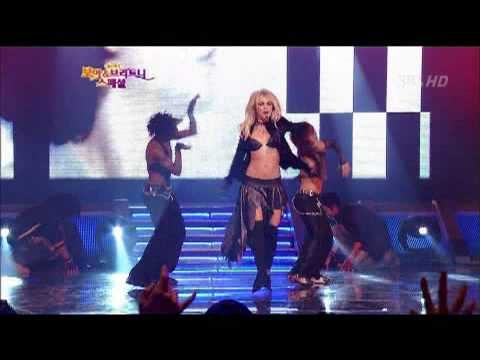 Britney Spears - Toxic - Live in Korea