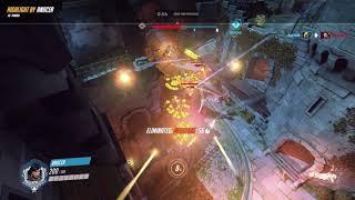 Overwatch - Pharah 1