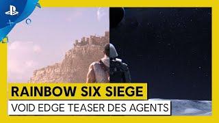 Tom clancy's rainbow six siege :  teaser