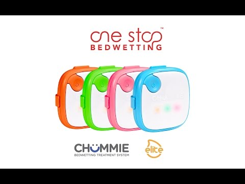 Bedwetting Alarm for Children and Teens - Chummie Elite Bedwetting Alarm – One Stop Bedwetting