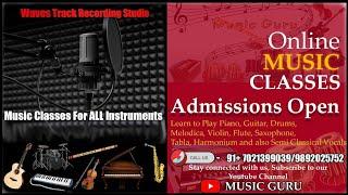"""हिंदुस्तानी क्लासिकल सीखने का आसान तरीका """"How to Learn  Indian classical Music,Naresh Maru"""