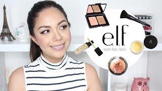 TOP 10 ELF (Maquillaje Económico) | Mariebelle