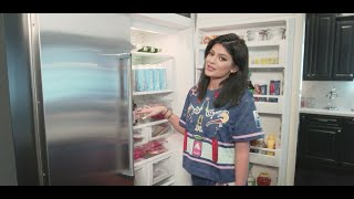 [FULL VIDEO] Kylie Jenner | My Kitchen and Living Room Tour + What's Inside My Fridge [2015]