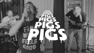 Pigs Pigs Pigs Pigs Pigs Pigs Pigs - World Crust (Live at Blank Studios)